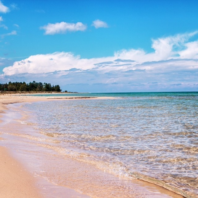Best Beaches On Lake Huron Michigan
