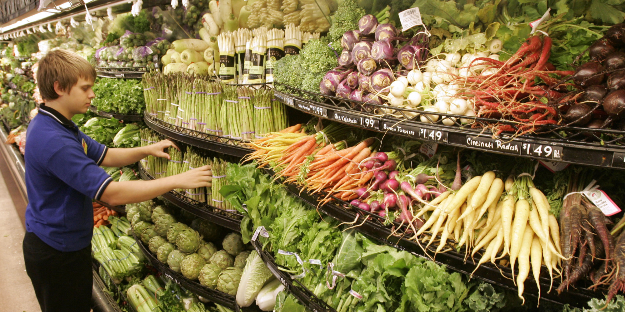 It's Safer To Shop In a Supermarket Than a Farmer's Market