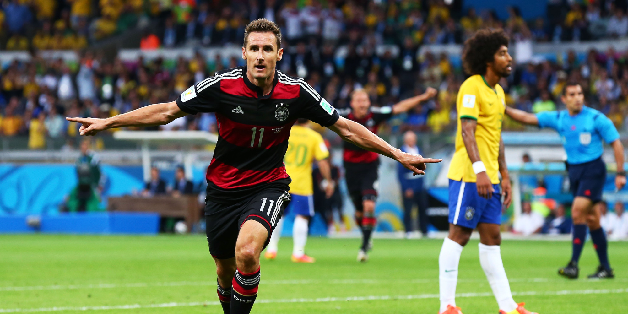 Miroslav Klose Becomes All-Time Record World Cup ...