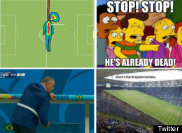 Germany Thrash Brazil And The Internet Reacts