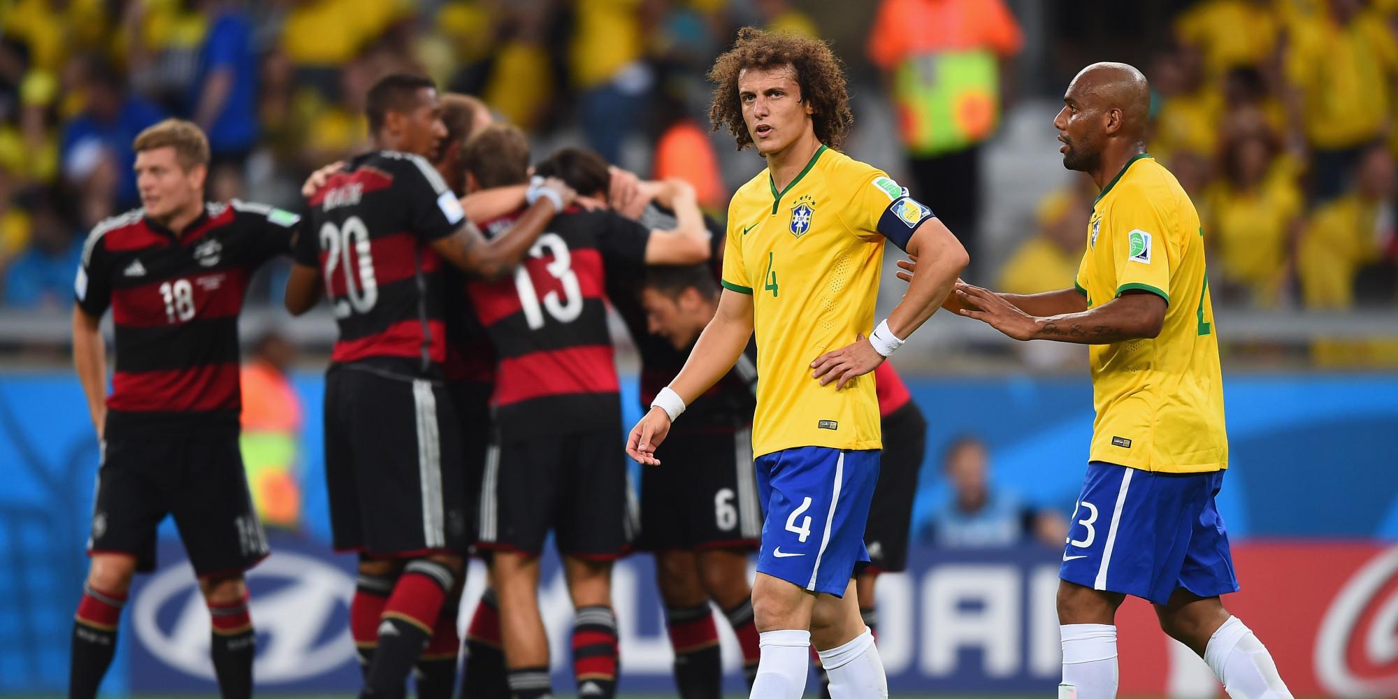 Brasil e Alemanha - Formula 1 e a Copa do Mundo - Opinião do Danilão by huffpost.com