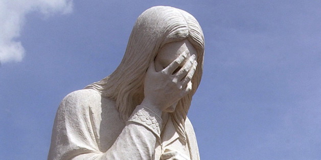 Jesus Wept... Over Brazil's 7-1 Loss To Germany In World ...