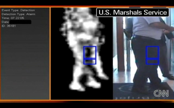 body scan images from security checkpoints were saved by