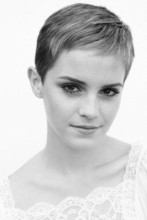 emma watson hairstyles. Emma Watson#39;s Short Hair