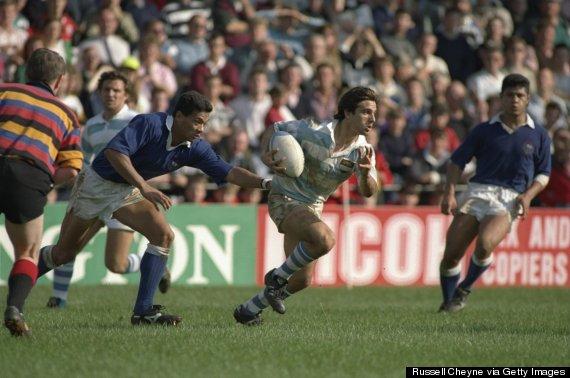 wales samoa world cup 1991