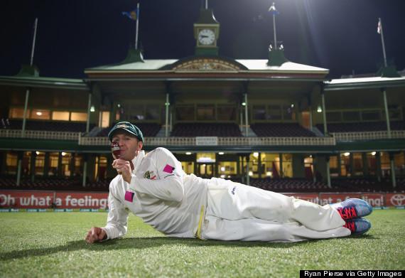 michael clarke cricket ashes