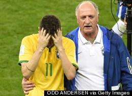 Mondial 2014: le sélectionneur du Brésil Luiz Felipe Scolari est remercié
