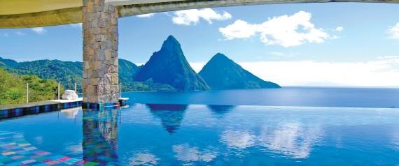 Le 8 infinity pool pi belle del mondo la classifica di trivago delle piscine con vista - La casa piu bella al mondo ...