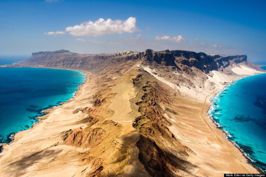 yemen landscape