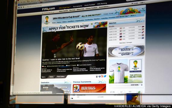brazil tickets online