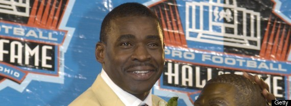 Michael Irvin Sex Hall Of Fame Jacket