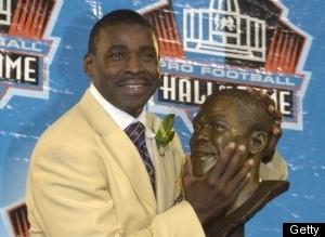 Michael Irvin Sex Hall Of Fame Jacket