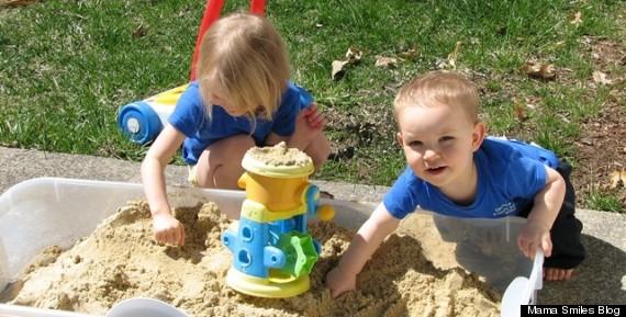 portable sandbox