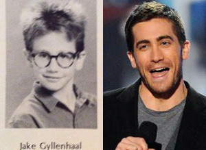 Jake Gyllenhaal Yearbook Picture