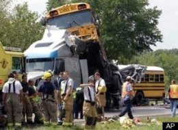 Missouri School Bus Crash