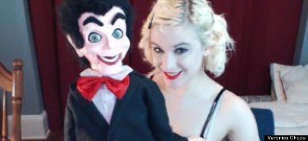 WARNING: What This Ventriloquist Does With Her Dummy Is Shocking (Seriously)