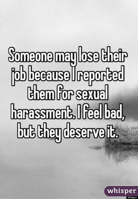 Have You Been Sexually Harassed Quiz