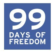 99 days of freedom