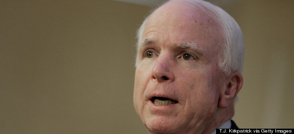 McCain Says We Must Fight ISIS in Syria and Iraq -- Have We Learned Nothing at All From the Iraq War?