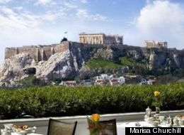 The Best Spots To Eat & Drink In Athens