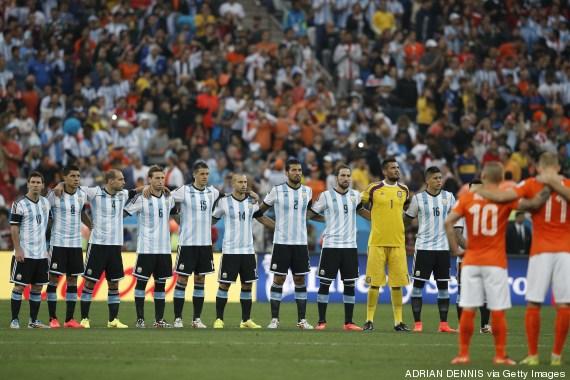 argentina netherlands