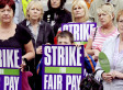 One Million Public Sector Workers To Walk Out