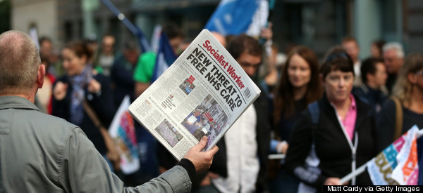 Even Conservatives Voters Back Public Sector Strike