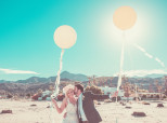 How To Throw The Ultimate Boho Desert Wedding