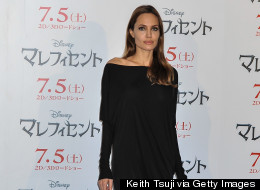 Angelina Speaks Out About Sexual Violence