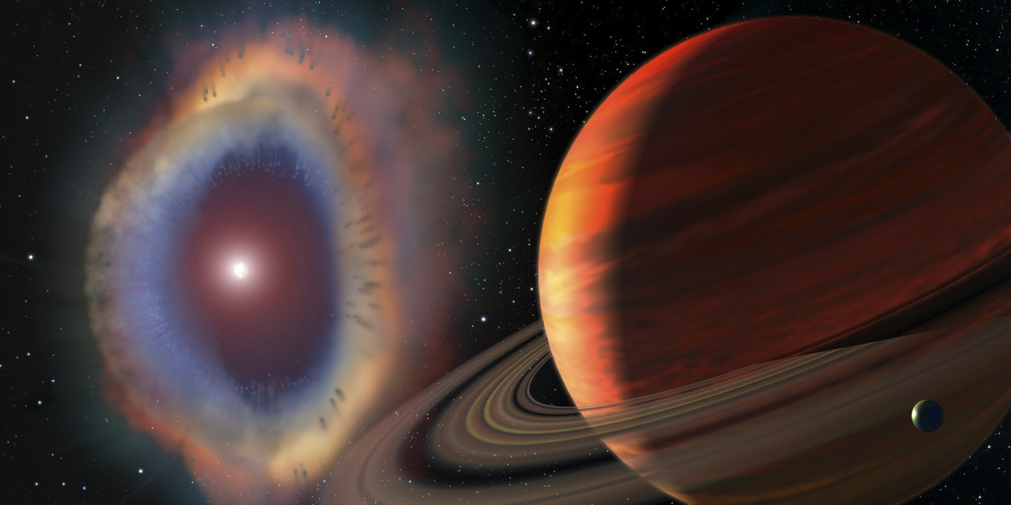 Name An Alien Planet: Voters Wanted To Christen Strange ...