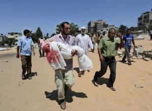 Gaza deaths