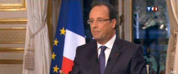 hollande interview