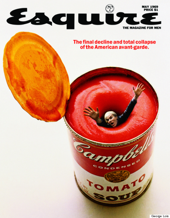 esquire andy warhol