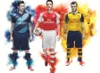 PICTURES: Gunners Unveil 2014-15 Puma Strip