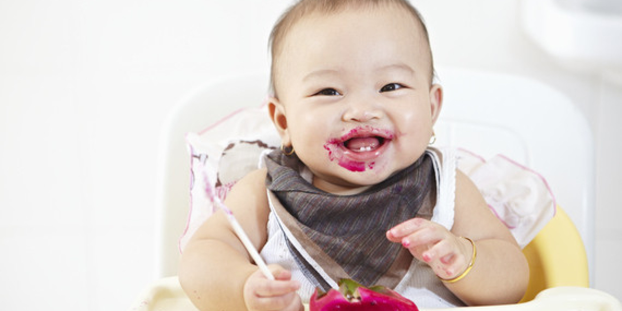 Homemade Baby Food: Feeding Future Foodies  The Huffington Post