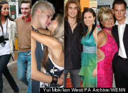 'BB' Couples: Through The Years...