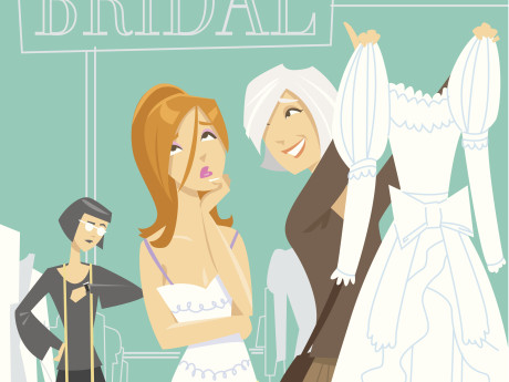 Forget Bridezillas, The New Bad Bride Is A Bridechilla