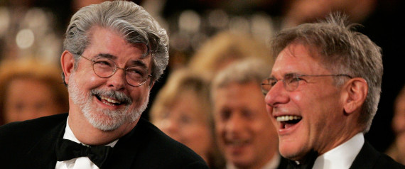harrison ford george lucas