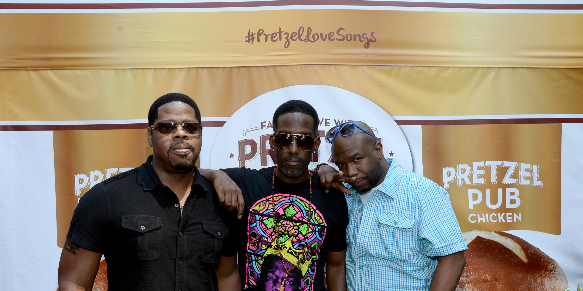 Boyz II Men Talk Their Career & Up Coming Album