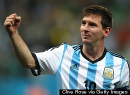 Was Lionel Messi A Worthy Winner of the Golden Ball Award?‏