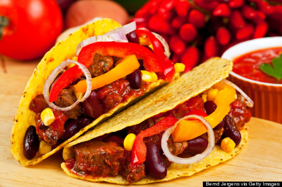 Taco Bell's New 'Cantina Power Menu' Ups The Protein And Goes Paleo