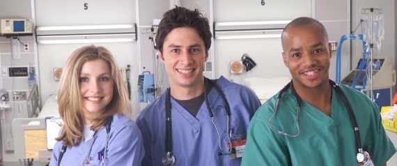 scrubs tv