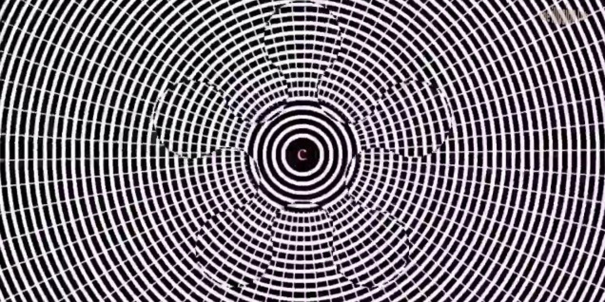 This Optical Illusion Video May Make You Hallucinate (Yes ...