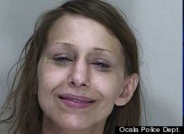 Woman Arrested For Drugs After Doing Strip Yoga In Middle Of Road