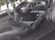 CAUGHT ON TAPE: Valet Smashes Lamborghini Gallardo
