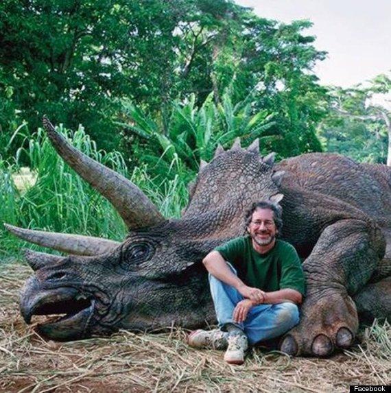 steven spielberg dead dinosaur