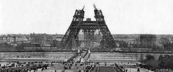 Eiffelturm Geschichte