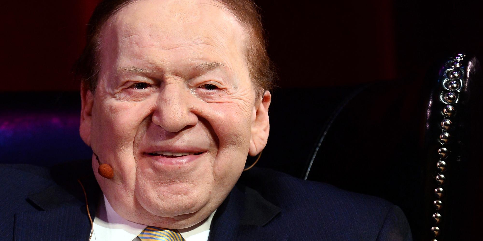 Sheldon Adelson, Warren Buffett, And Bill Gates Chastise ...