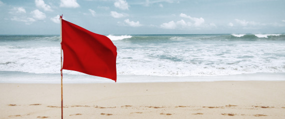 RED FLAG BEACH