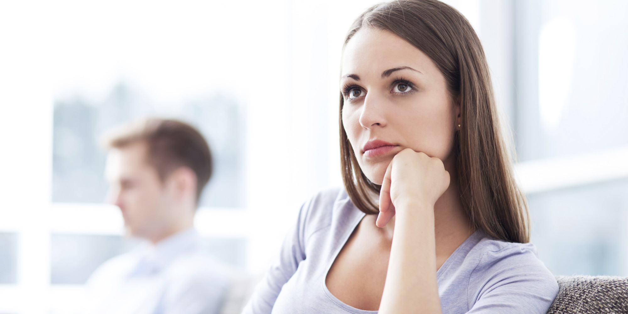 Image result for unhappy couple